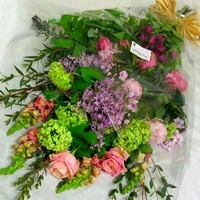 Traditional Bouquet Info and larger picture